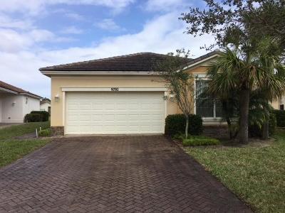 Port Saint Lucie Single Family Home For Sale: 9792 SW Eastbrook Circle
