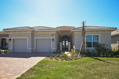 Port Saint Lucie Single Family Home For Sale: 21816 SW Tivolo Way