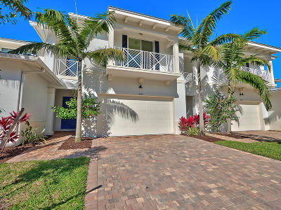 Palm Beach Gardens Single Family Home For Sale: 2035 Chelsea Place