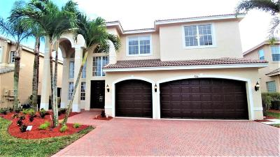 Delray Beach Single Family Home For Sale: 9766 Napoli Woods Lane