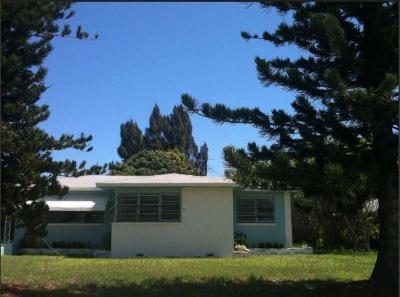 Delray Beach Single Family Home For Sale: 355 NW 8th Avenue