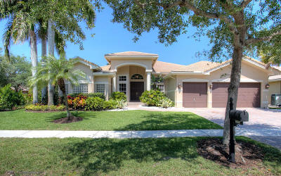 Boca Raton Single Family Home For Sale: 19591 Havensway Court