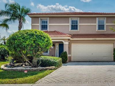 Wellington Single Family Home For Sale: 11706 Bay Breeze Court