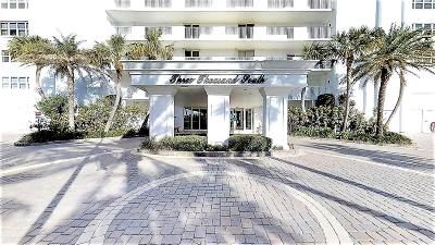 Three Thousand, Three Thousand South, Three Thousand South (3000 South), Three Thousand South Cond Pl. Of N.280.34 Ft. Of S49 Condo For Sale: 3000 S Ocean Boulevard #1506