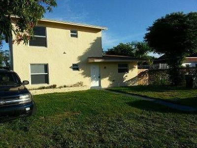 Fort Lauderdale Single Family Home For Sale: 2311 NW 7th Street