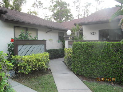 Royal Palm Beach Single Family Home For Sale: 42 Copperpod Court
