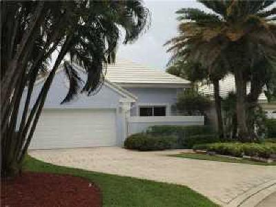 West Palm Beach Single Family Home For Sale: 897 Dickens Place