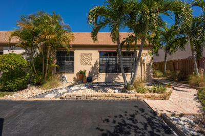 Palm Beach Gardens Single Family Home For Sale: 11178 Curry Drive