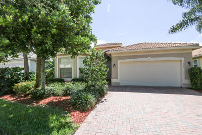Lake Worth Rental For Rent: 7899 Brookside Court