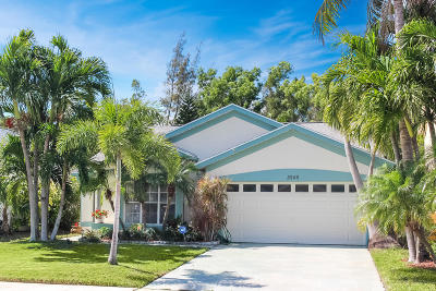 west palm Single Family Home For Sale: 5245 Fox Trace