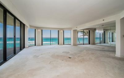 Enclave Of Palm Beach Condo Condo For Sale: 3170 S Ocean Boulevard #403n