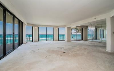 Palm Beach Condo For Sale: 3170 S Ocean Boulevard #403n