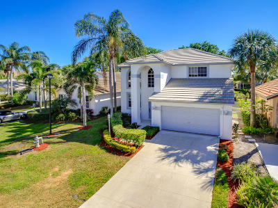 Delray Beach Single Family Home For Sale: 2840 Clearbrook Circle