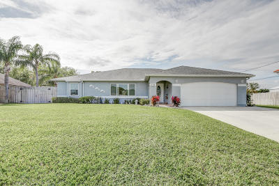 Port Saint Lucie FL Single Family Home For Sale: $359,888