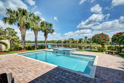 Palm Beach Gardens Single Family Home For Sale: 102 Tranquilla Drive