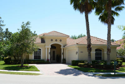 Port Saint Lucie Rental For Rent: 9301 Briarcliff Trace