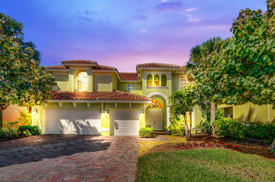 Boynton Beach Single Family Home For Sale: 9767 Coronado Lake Drive