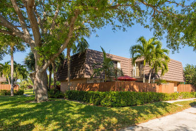Jupiter Townhouse For Sale: 1160 11th Court