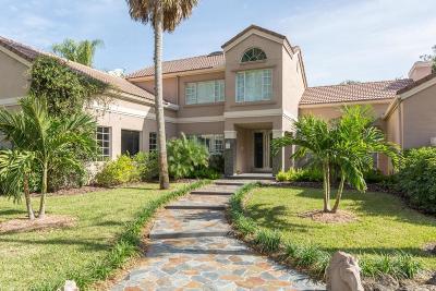 Wellington Single Family Home For Sale: 14932 Paddock Drive