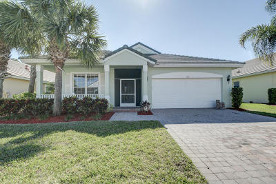Port Saint Lucie FL Single Family Home For Sale: $259,888