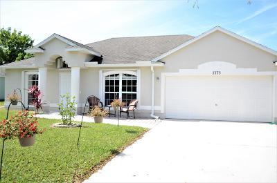 Vero Beach Single Family Home For Sale: 7775 104th Avenue