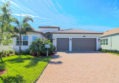 Boynton Beach Single Family Home For Sale: 9049 Golden Mountain Circle