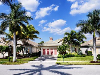 West Palm Beach Single Family Home For Sale: 10745 La Strada