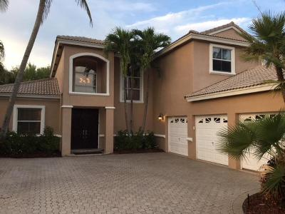 Boca Raton Single Family Home For Sale: 18560 Ocean Mist Drive