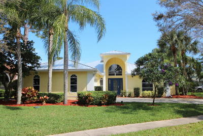 Single Family Home For Sale: 6881 Big Cypress Drive