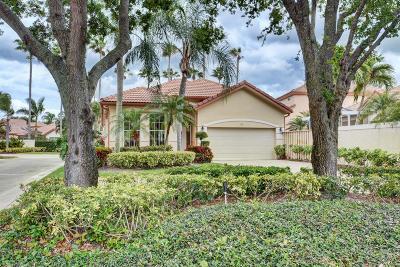 Palm Beach Gardens Single Family Home For Sale: 40 Pinnacle Cove