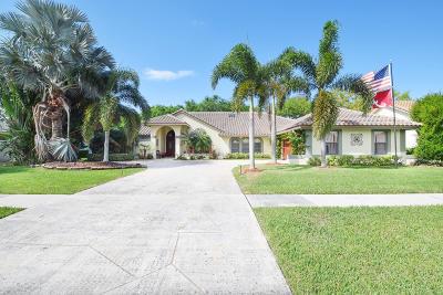 Wellington Single Family Home For Sale: 1607 Farmington Avenue
