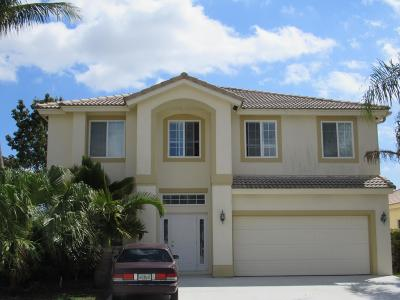 West Palm Beach Single Family Home For Sale: 2706 San Andros