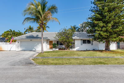 Boca Raton Single Family Home For Sale: 668 NW 16th Court