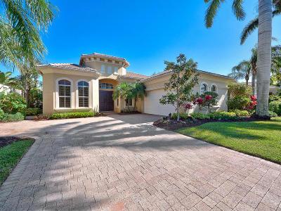 Palm Beach Gardens Single Family Home For Sale: 345 Vizcaya Drive