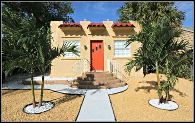 West Palm Beach Single Family Home For Sale: 521 45th Street
