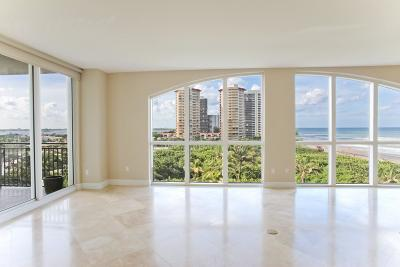 Singer Island Rental For Rent: 3800 Ocean Drive #751