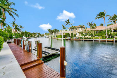 North Palm Beach FL Single Family Home For Sale: $3,995,000