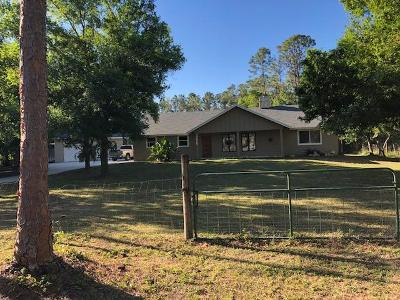 Jupiter Single Family Home For Sale: 12422 186th Street