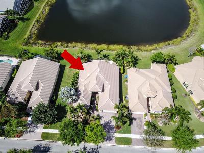 Lake Worth Single Family Home For Sale: 8662 Tierra Lago Cove