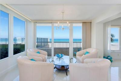 Sabal Shores, Sabal Shores Apts Condo, Sabal Shores Condo Condo For Sale: 600 S Ocean Boulevard #2080