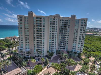 Highland Beach Condo For Sale: 3740 S Ocean Boulevard #405
