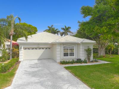 Boca Raton Single Family Home For Sale: 6511 Colomera Drive