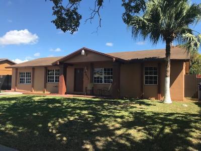 Miami Single Family Home For Sale: 4411 SW 135th Avenue