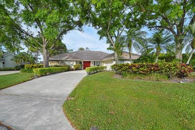 Palm Beach Gardens Single Family Home For Sale: 21 Cambria Road