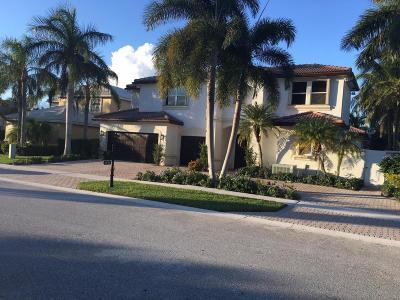 Boca Raton Single Family Home For Sale: 18715 Ocean Mist Drive
