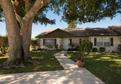 Jupiter Single Family Home For Sale: 119 Doe Trail
