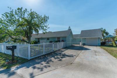 Palm City Single Family Home For Sale: 1366 SW Vizcaya Ci