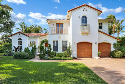 Tequesta Single Family Home Contingent: 19126 SE Daniel Lane
