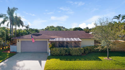 North Palm Beach Single Family Home For Sale: 904 Alamanda Drive