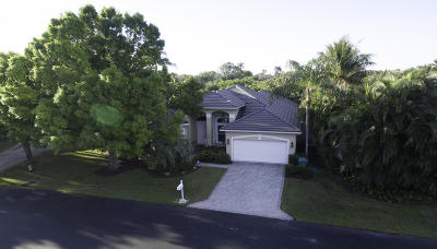 Boynton Beach Single Family Home For Sale: 32 Lake Eden Drive